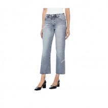 Jeans Crease & Clips Slim Women's Grey