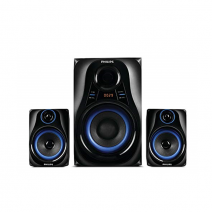 Philips MMS2580B/94 30 W Portable Bluetooth Home Audio Speaker