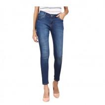 Jeans People Skinny Women's Blue