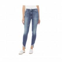 Crease & Clips Slim Women's Light Blue Jean